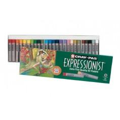 Набор масляной пастели CRAY-PAS EXPRESSIONIS, 25 цветов