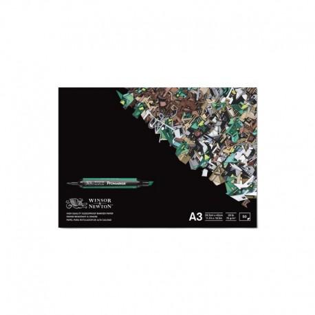 Альбом для маркеров  WINSOR&NEWTON А3, 50 л.