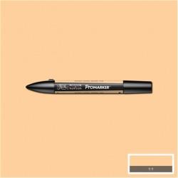 Маркер двусторонний Promarker W&N Оранжевый шафрановый (O739, Saffron)