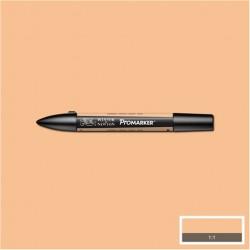 Маркер двусторонний Promarker W&N Оранжевый овсянка (O628, Oatmeal)
