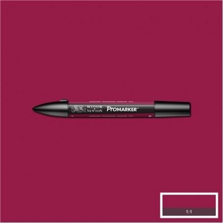 Маркер двусторонний Promarker W&N Бургундский (R424, Burgundy)