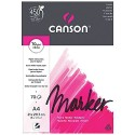 Альбом Canson Marker Layout, А4, 70 г/м2, 70л.