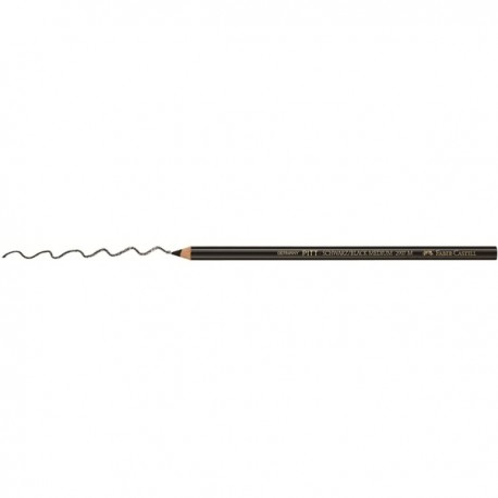 Натуральный уголь-карандаш мягкий Pitt Monochrome от Faber-Castell