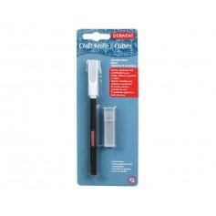 Нож для заточки карандашей Derwent с 6 сменными лезвиями