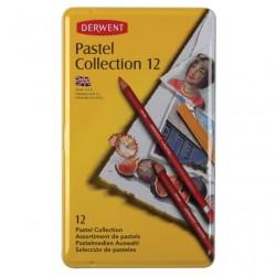 Пастельный набор Pastel Colection Derwent 12 шт.
