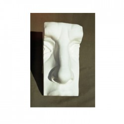 Гипсовый нос Давида