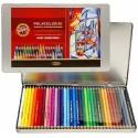 Набор цветных карандашей Koh-i-noor Polycolor, 36 цветов, металлическая коробка