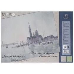 """Планшет для пастели и акварели """"Соленый ветер Венеции"""", А4, 20 л., 200 г/м²"""