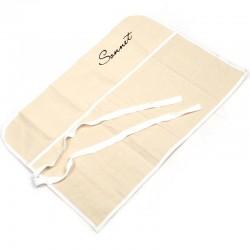 Пенал-свиток для кистей Сонет 55,5Х42 см., 100% хлопок.