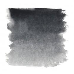 """Нейтрально-черная акварель """"Белые ночи"""", кювет 2.5 мл."""