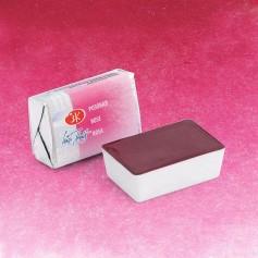 Акварельная краска Розовая Белые ночи, кювет 2.5 мл.