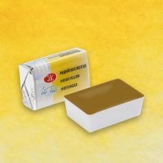 Акварельная краска Индийская желтая Белые ночи, кювет 2.5 мл.