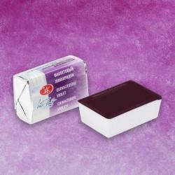 """Фиолетовый хинакридон акварель """"Белые ночи"""", кювет 2.5 мл."""