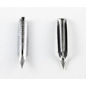 Перо Tachikawa School-pen T-5 (хром)
