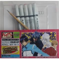 Набор для рисования манги Bakuman Color Kit