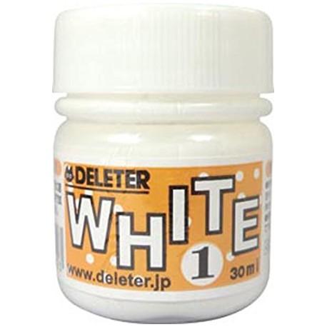 Белые чернила для манги и комиксов Deleter White 1