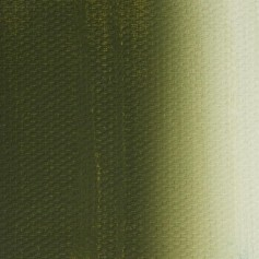 Масляная краска оливковая Мастер-класс, туба 46 мл.