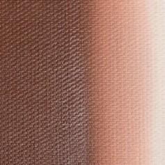 Масляная краска Красно-коричневая Вайк, туба 46 мл.