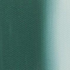 Масляная краска Кобальт зелёный тёмный, туба 46 мл.