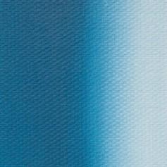 Масляная краска хром - кобальт зелёно - голубой Мастер-класс, 46 мл.