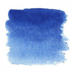 Акварельная краска Голубая Белые ночи, кювет 2.5 мл.