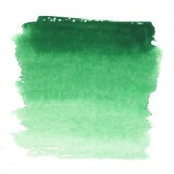 """Желто-зеленая акварель """"Белые ночи"""", кювет 2.5 мл."""