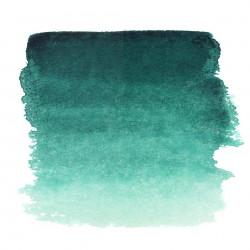 """Изумрудно-зеленая акварель """"Белые ночи"""", кювет 2.5 мл."""