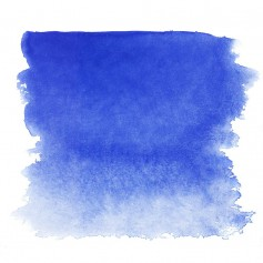 Акварельная краска Ультрамарин Белые ночи, кювет 2.5 мл.