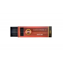 Набор стержней Koh-i-noor Gioconda MIX №2, 5.6 мм., 6 шт.