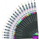 Кисти с краской Colour Brush Pen