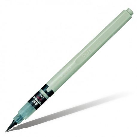 Кисть Pentel Brush Pen XFP6L, толстая