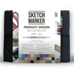 Набор маркеров SKETCHMARKER Product 36 set - Промышленный дизайн
