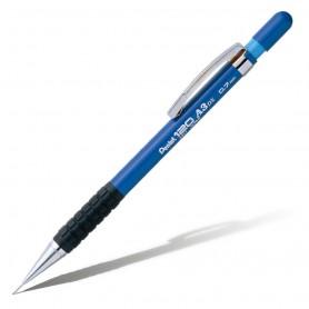 Карандаш профессиональный механический Pentel 120 A3, синий корпус, 0,7 мм.