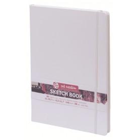 Блокнот для зарисовок Royal Talens Art Creation, 21х29.7 см., 160 г/м2, 80 л., твердая белая обложка