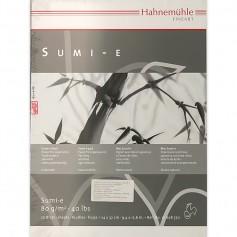 """Альбом-склейка для чернил и туши Hahnemuhle """"SUMI-E"""", 24х32 см., 20 л., 80 г/м2."""