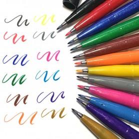 Капиллярные ручки-фломастеры Pentel Sign Pen