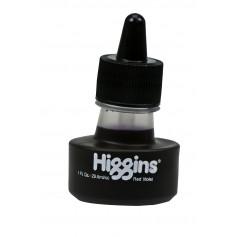 Чернила красно-фиолетовые Higgins Red Violet Dye-Based, 1 OZ (29,6 мл.)