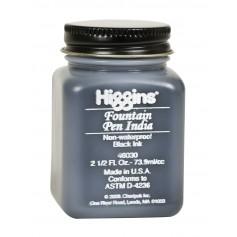 Чернила Higgins Fountain Pen India Ink, 2,5 OZ (73,9 мл.)