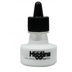 Чернила Higgins Super White Pigment-Based, 1 OZ (29,6 мл.)