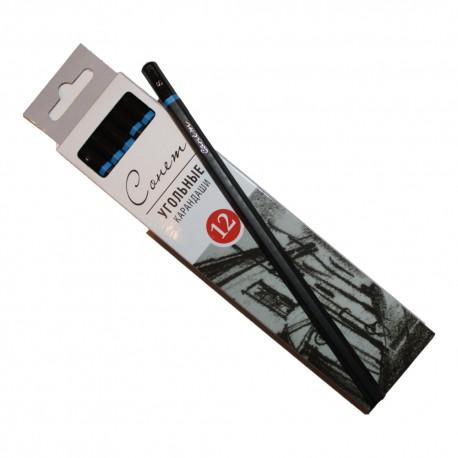 Угольный карандаш Сонет, мягкий