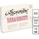 Альбом для каллиграфии Palazzo, 14,8x21 см., 12 л., 250 г/м2.