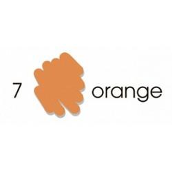 Маркер-кисть акварельный Marvy Artists Brush Оранжевый (№7, Orange)