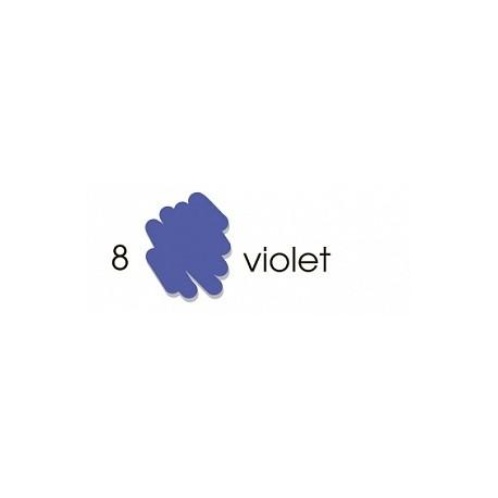 Маркер-кисть акварельный Marvy Artists Brush Фиолетовый (№8, Violet)