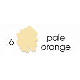 Маркер-кисть акварельный Marvy Artists Brush Оранжевый палевый (№16, Pale Orange)