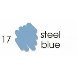 Маркер-кисть акварельный Marvy Artists Brush Синий стальной (№17, Steel Blue)