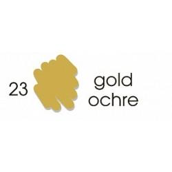 Маркер-кисть акварельный Marvy Artists Brush Охра золотистая (№23, Gold Ochre)