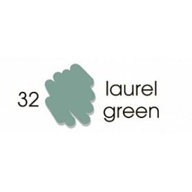 Маркер-кисть акварельный Marvy Artists Brush Лавровый зеленый (№32, Laurel Green)