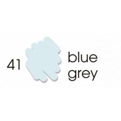 Маркер-кисть акварельный Marvy Artists Brush Серо-голубой (№41, Blue Grey)