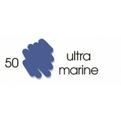Маркер-кисть акварельный Marvy Artists Brush Ультрамарин (№50, Ultramarine)
