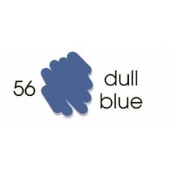 Маркер-кисть акварельный Marvy Artists Brush Тусклый синий (№56, Dull Blue)
